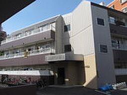 サンハイツエム[1階]の外観