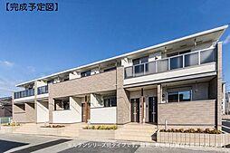 JR山陽本線 西明石駅 徒歩22分の賃貸アパート