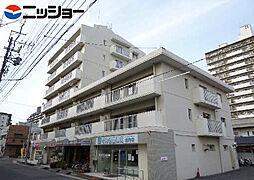 シャトーレ笠取[6階]の外観