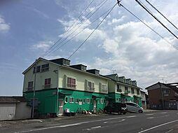 ヨコタパークホーム[101号室]の外観