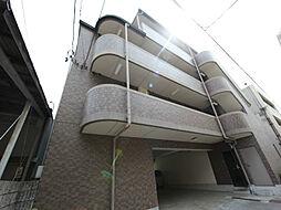 愛知県名古屋市中村区大宮町2の賃貸マンションの外観