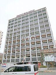 東京都墨田区東向島2丁目の賃貸マンションの外観