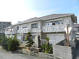 平岡ハイツA棟[2階]の外観