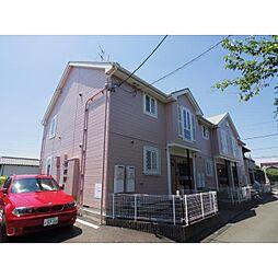 静岡県静岡市葵区古庄の賃貸アパートの外観