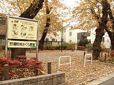 関町南さくら緑地まで1454m