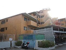 大阪府豊中市待兼山町の賃貸マンションの外観