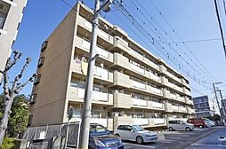 津田沼グリーンハイツ[4階]の外観
