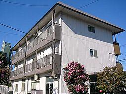 東京都府中市本宿町2丁目の賃貸マンションの外観