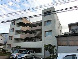 伸栄ハイツ[1階]の外観
