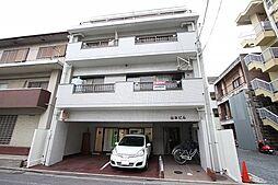 広島県広島市南区東雲本町2丁目の賃貸マンションの外観