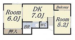 Route8029[2階]の間取り