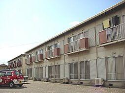 岡山県岡山市北区島田本町2丁目の賃貸アパートの外観