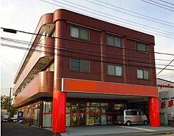 埼玉県越谷市神明町2丁目の賃貸マンションの外観