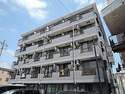 ラフィーヌ・池田5番館[4階]の外観