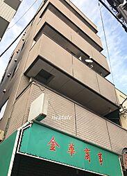 神奈川県横浜市南区高砂町1丁目の賃貸マンションの外観