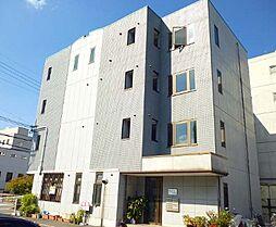 ブランドール佐保川[3階]の外観