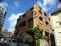 千葉県船橋市湊町2丁目の賃貸アパートの外観