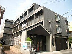 東京都府中市南町4丁目の賃貸マンションの外観