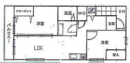 弘和ビル[3階]の間取り