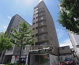京都府京都市中京区宮本町の賃貸マンションの外観