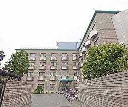 京都府京都市上京区鶴山町の賃貸マンションの外観