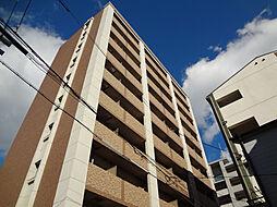 プレサンス三宮東アルバーナ[4階]の外観