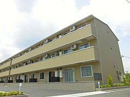 エザンス水呑 B棟[3階]の外観