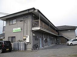 コーポMAKI[202号室]の外観