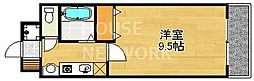 Condominio531[205号室号室]の間取り