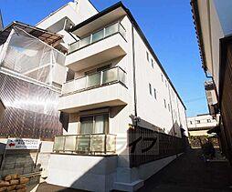 京都府京都市東山区東大路渋谷下る妙法院前側町の賃貸マンションの外観