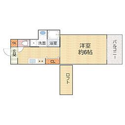 大阪城北詰駅 6.0万円