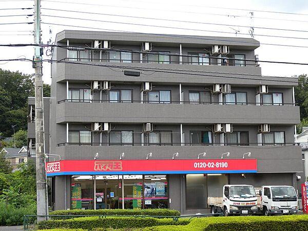 アルカンシェル 4階の賃貸【東京都 / 多摩市】