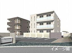 大阪府藤井寺市西古室2丁目の賃貸アパートの外観