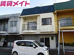 [タウンハウス] 三重県名張市緑が丘東 の賃貸【/】の外観