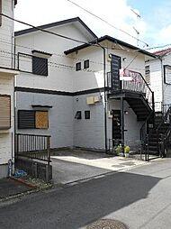 神奈川県横浜市都筑区川和町の賃貸アパートの外観