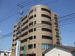 福岡県久留米市御井旗崎2丁目の賃貸マンションの外観