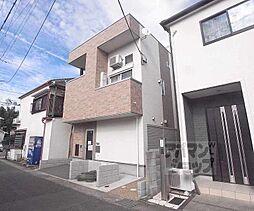 京都地下鉄東西線 東野駅 徒歩8分の賃貸アパート