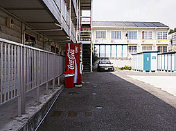 兵庫県神戸市西区北別府2丁目の賃貸マンションの外観