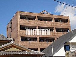 静岡県静岡市駿河区大谷3丁目の賃貸マンションの外観