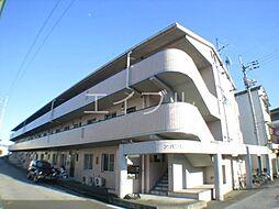 アバン寿[2階]の外観