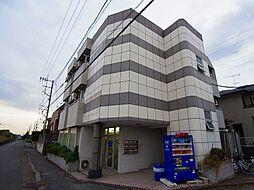 千葉県野田市花井の賃貸マンションの外観