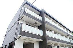 埼玉県川口市東川口5丁目の賃貸マンションの外観