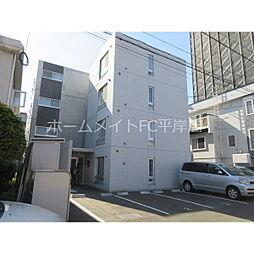 RIRUJYU HIRAGISHI[2階]の外観