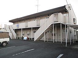 片山ハイツ[203号室]の外観