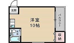 アウトバーンGK[4階]の間取り