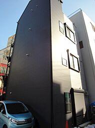 神奈川県横浜市中区宮川町2丁目の賃貸アパートの外観
