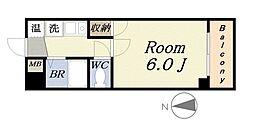 シーサイドヴィラ五番館[7階]の間取り
