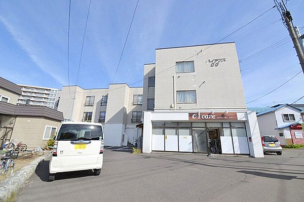 北海道札幌市豊平区月寒東二条1丁目の賃貸アパート