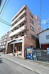 エクセルイン東宿郷[4階]の外観