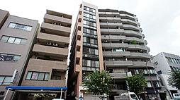 兵庫県神戸市中央区下山手通4丁目の賃貸マンションの外観